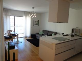one bedroom flat in new building, Lisbon