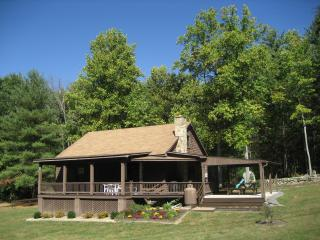 Fox Den Cabin--Secluded Mountain Getaway Near Shen, Luray