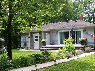 Orchard Creek Cottage - Come Stay A While - Meaford vacation rentals