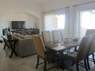 Dining Room with Large Patio