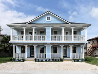 Avery 's Ocean View New Construction Duplex, Saint Augustine Beach