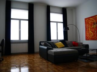 Very Central Apartment, 2min walk to Train Station, Zagreb