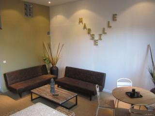 Great 2 Bedroom Vacation Rental in Marseille Old P