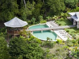 Villa Susanna at Marigot Bay, Saint Lucia - Ocean View, Near Beach, Pool, bahía de Marigot
