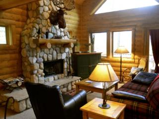 3BR Mountain Cabin - Skiers Paradise, Private, Sleeps 12, Wood Burning Fireplace, Boyne Falls