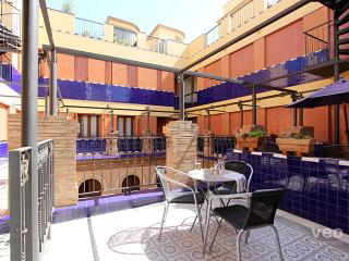 Pajaritos 4 Terrace | 2 bedrooms for 3, terrace - Seville vacation rentals