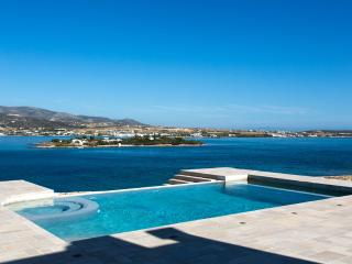Luxury Water Front villa with private pool - Antiparos vacation rentals