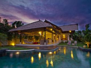 4BR tropical view 10min beach, Canggu