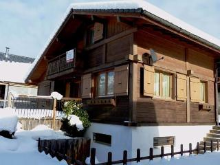 Ski Chalet Morzine Area sleeping 6-8 close to lift, Le Biot