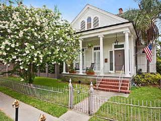 Turn-of-century Historic house, New Orleans