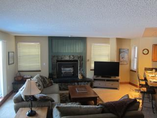 2BR ski-in/ski-out, free shuttle, undergrd pking, Breckenridge