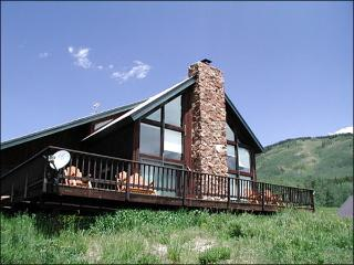 Spacious Mountain Retreat - Picture-Perfect Views (1392), Crested Butte