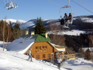 Pension Alenka on the slope Labska-Giantmountains, Spindleruv Mlyn