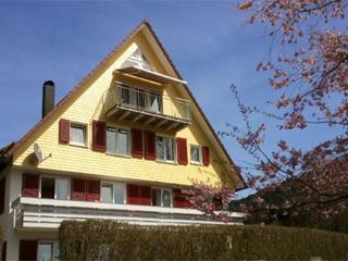 Vacation Apartment in Alpirsbach - 840 sqft, comfortable, relaxed, quiet (# 4427)