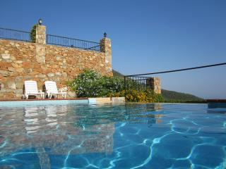 Villa (5* & 10 p.) with own pool and superb view, Alanya