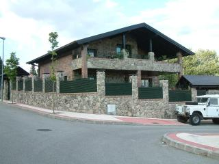 Apartment in the mountains very near Madrid, Moralzarzal