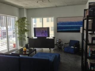 Beautiful 2 BR/2 BA Loft with Parking, Miami