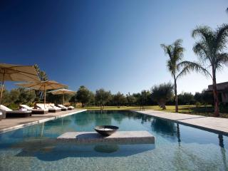 Magnificent guesthouse in Marrakech Palmgrove