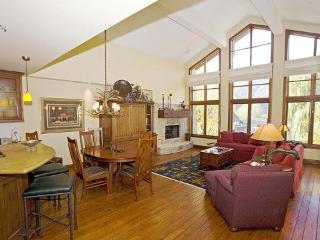 Colonnade Residence #14- Deluxe Apartment in the Heart of Ketchum with air conditioning in great room;
