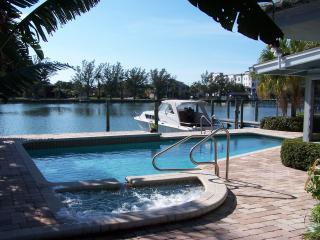 Boaters Delight-Deep Water Dock-Pool-Hot Tub-View-Belle Vista Dr., St. Pete Beach