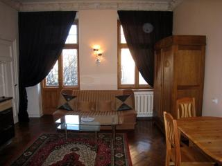 Romantic One Bedroom With Balcony in Riga Center - Latvia vacation rentals
