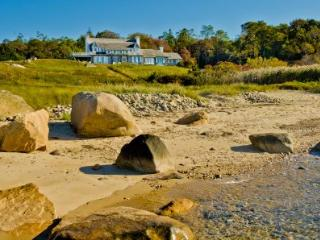 SEVEN GATES FARM WATERFRONT: CLASSIC CHILMARK CAPE - CHIL CFUL-35, Chilmark