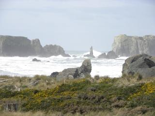 The Dunes House at Bandon - right at the ocean!