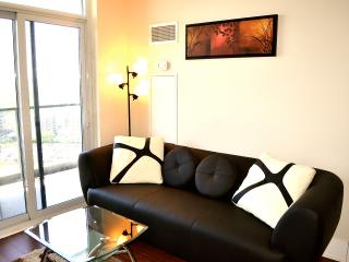 Fully Furnished Luxury Condo in Mississauga ON