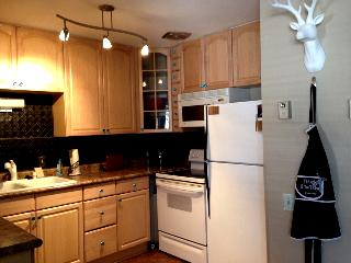 Fun, Shabby-Chic Modern Vintage with Views of the Slopes-Mountain 2 bed w/ Jacuzzi after your day!, Brian Head