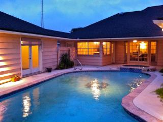 Home in Town with Private Pool and Hot Tub - Texas Gulf Coast Region vacation rentals