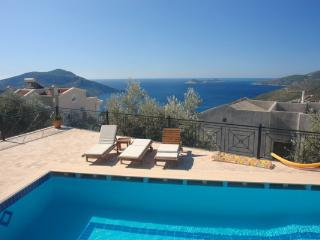 Luxury Splendid Villa  - (013VA-2 Upper Villa and 013VA1 lower villa) - Kalkan vacation rentals