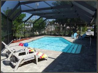 Fabulous, Clean, Spacious, Private Heated Pool, Fe, Cape Coral