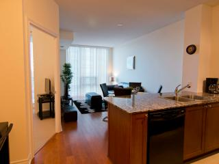 Deluxe 1 Bedroom Suite near Square One, Mississauga