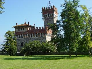 castle in chianti countryside, Bucine
