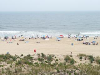 29th St 2BR Oceanfront Condo, 1 Block to Boardwalk, Ocean City