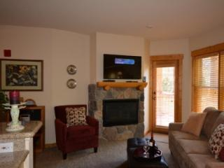 Gorgeous 1 Bdrm Condo Walk to lifts Hot Tubs, Keystone