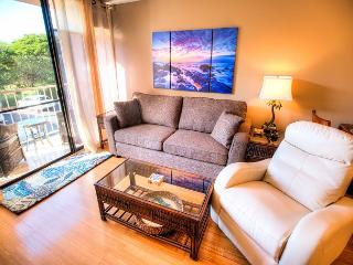 Modern 2 Bedroom Fully Air-Conditioned Condo across from Kamaole Beach Park, Kihei