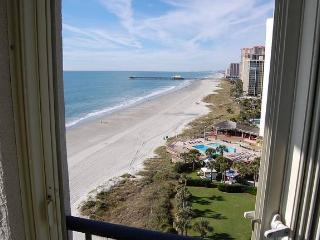 Great Deal for Myrtle Beach Rental with a Pool, Arcadian II Unit 10-F