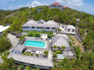 Amalia at Marigot, St. Barth - Ocean View, Pool - Marigot vacation rentals