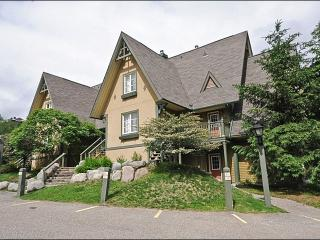 Lovely Views of Mountains and Forest - Close to Pool, Pond, and Waterfall (6096), Mont Tremblant