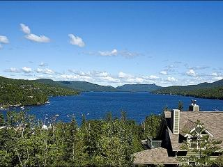 Fabulous Views of the Lake and Ski Slopes - Located on the 10th Tee of Le Geant Golf Course (6175), Mont Tremblant