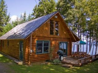 155 Picturesque Cabin on Moosehead Lake, Rockwood