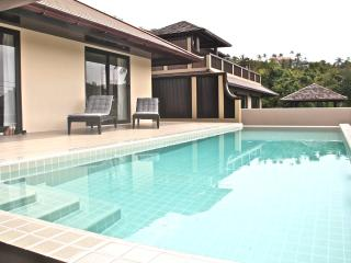 Banyan Villas - Luxury Pool Villa with Sea view, Bophut