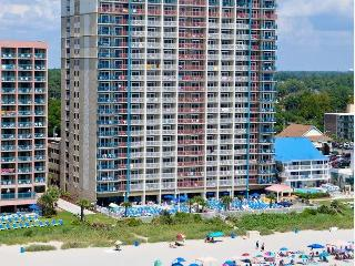 Exceptional Oceanfront Deluxe 1-Bedroom Penthouse, Unit 2003 In Paradise Resort, Myrtle Beach