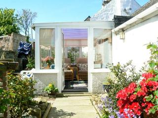 ORTON COTTAGE, pet friendly, with a garden in Lossiemouth, Ref 14012