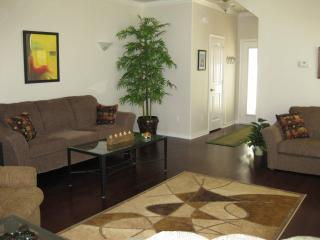 living room - The Meridian Condo 19 - Port Aransas - rentals