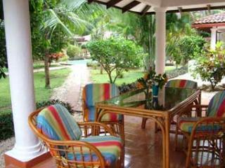 Casa Charly: Tropical 2BR Bungalow in Playa Grande - Playa Grande vacation rentals