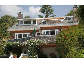 Captain's Cottage- Ocean Views, Close to the Beach, Santa Barbara