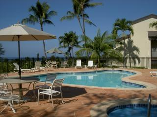 CONDO onGolf Course Great Ocean View 2B/2Ba $110/N - Kailua-Kona vacation rentals