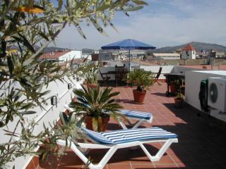 Stylish Penthouse with large private roof terrace - Vilanova i la Geltru vacation rentals